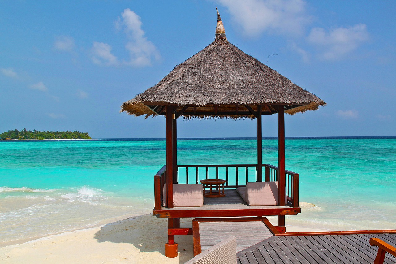 Paraíso para vacaciones